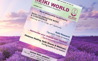 Reiki World – Summer 2021 Out Now